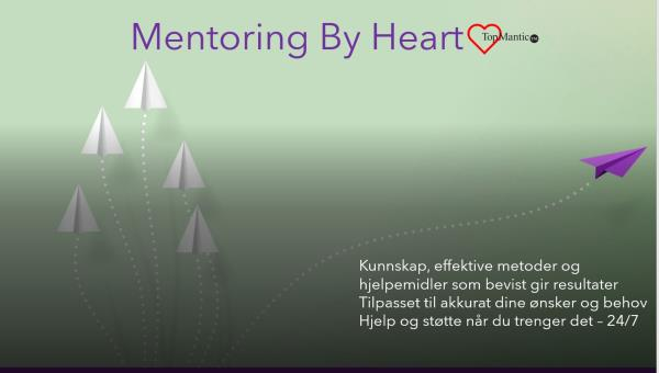Nyhet! Mentoring By Heart